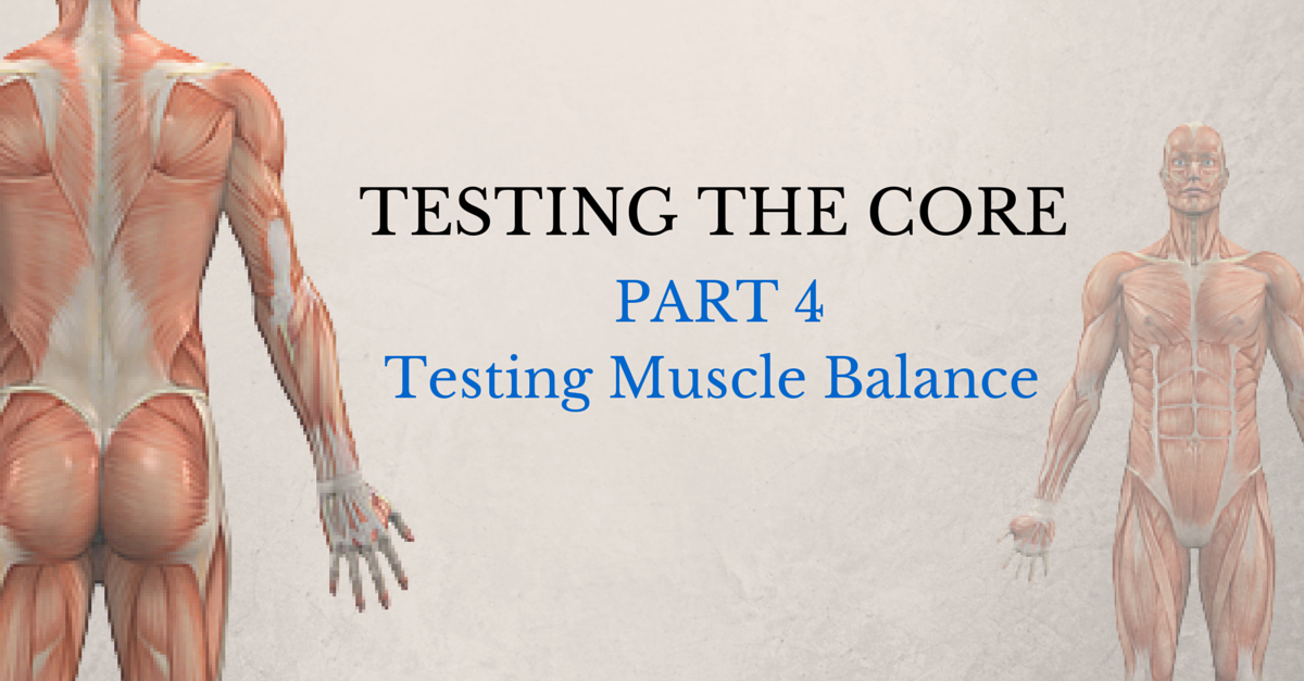 Testing Your Core: Part 4