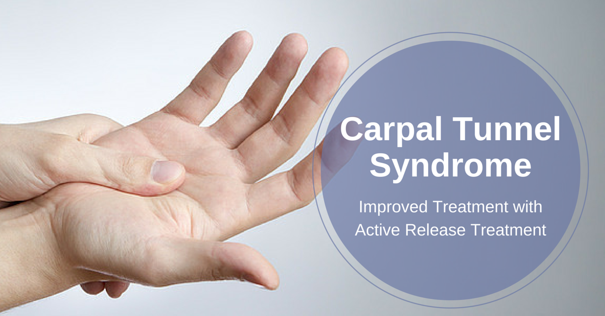 Carpal Tunnel Syndrome Gray Chiropractic St Catharines