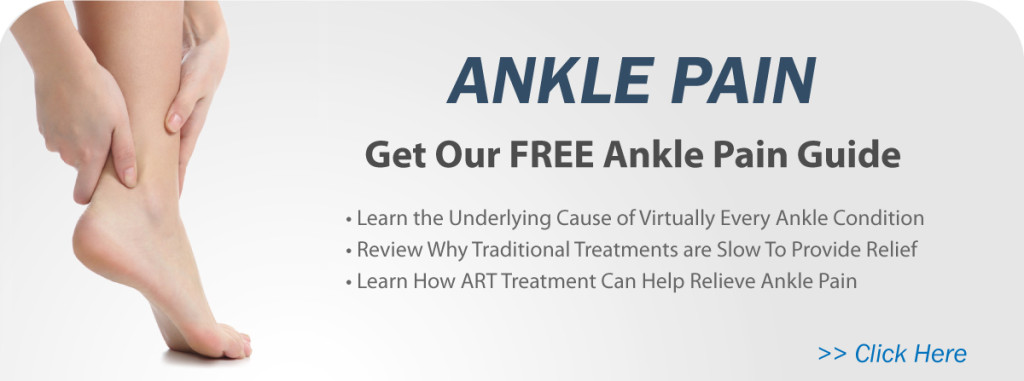 Ankle Pain - Gray Chiropractic St.Catharines Spine & Joint ...