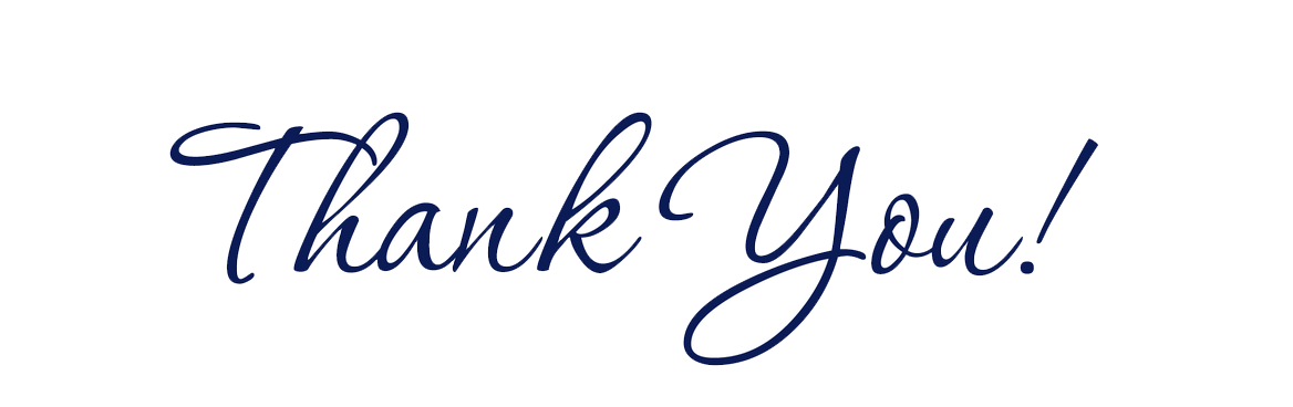 Thank You - Gray Chiropractic St.Catharines Spine & Joint Clinic